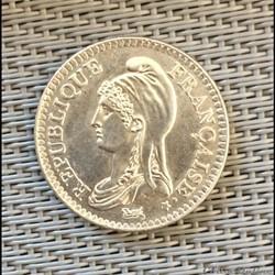 1 franc 1992 république