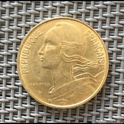 10 centimes 1984 marianne