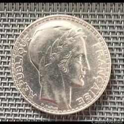20 francs 1929 Turin