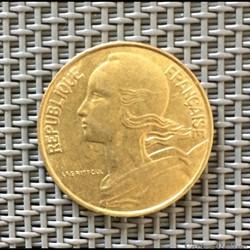 10 centimes 1992 marianne