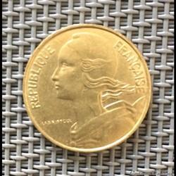 10 centimes 1987 marianne