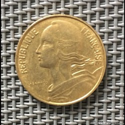 10 centimes 1980 marianne