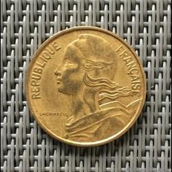 10 centimes 1967 marianne