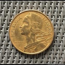 10 centimes 1968 marianne