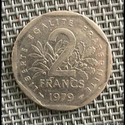 2 francs 1979 semeuse