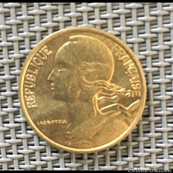10 centimes 2000 marianne