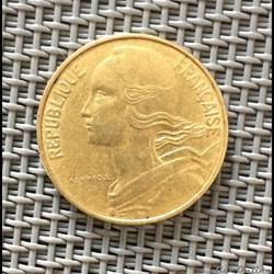 10 centimes 1983 marianne