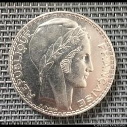 20 francs 1934 Turin