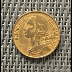 10 centimes 1965 marianne