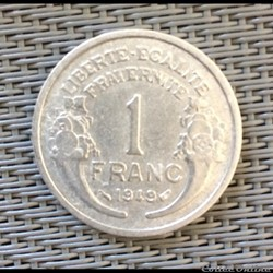 1 franc 1949 Morlon