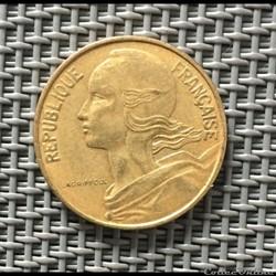 10 centimes 1977 marianne