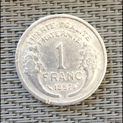 1 franc 1957 Morlon