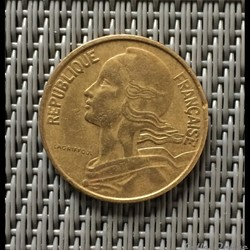 10 centimes 1964 marianne