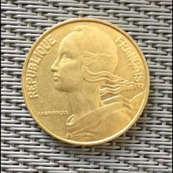 20 centimes 1983 marianne