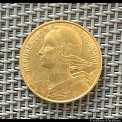 10 centimes 1986 marianne