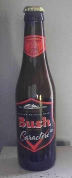 Bush caractere
