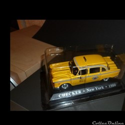 "Taxi ""Cheker"" 1980"