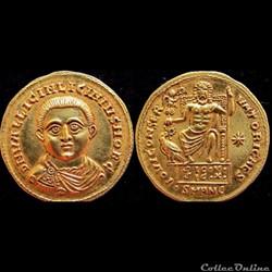 Licinius II - Aureus