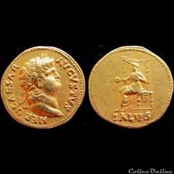 Neron - Aureus - SALVS