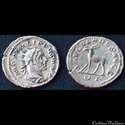 Philippe l'Arabe - Antoninien - SAECVLARES