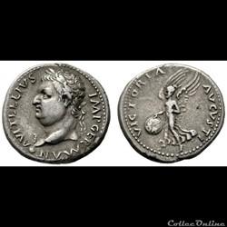 Vitellius - denier - VICTORIA AVGVSTI