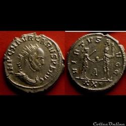 Carus - Aurelianus - VIRTVS AVGG