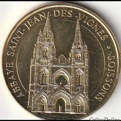 Abbaye Saint-Jean des Vignes - Soissons