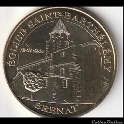 Eglise Saint-Barthélémy - XII-XV éme siè...