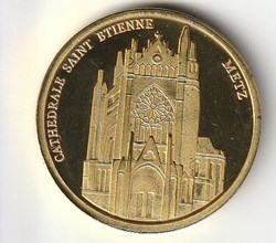 Cathédrale Saint-Etienne - Metz