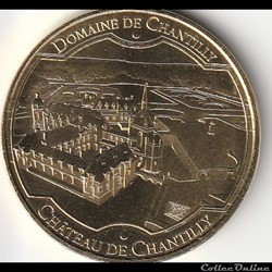 Domaine de Chantilly - Château de Chanti...