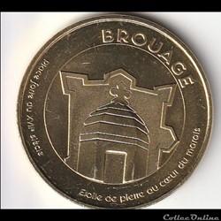 Brouage -Place forte du XVII siècle-Etoi...