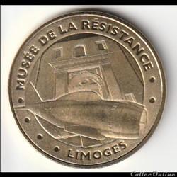 Médaille souvenir (jeton touristique) Monnaie de Paris& arthus  Bertrand-Médailles et patrimoine