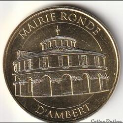 """""""MAIRIE RONDE D'AMBERT"""""""