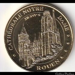 Cathédrale Notre Dame Rouen XII-XVIéme siècle