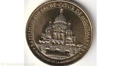 """Basilique du Sacré-Coeur de Montmartre """"..."""
