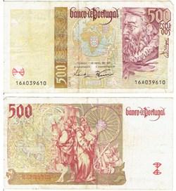 500 Escudos, 1997