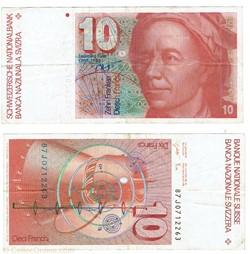 10 Francs type 1976-79