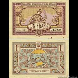 02 - 1 franc chambre du commerce