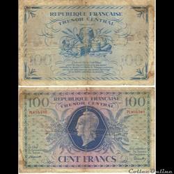 100 Francs type Marianne Dulac pour la C...