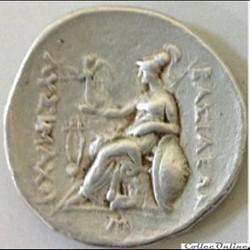 collection pièces Romaine