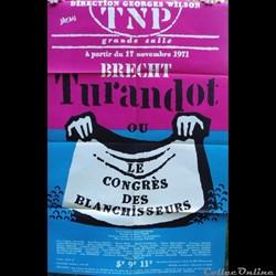 TNP, Turandot ou le congrès des blanchisseurs (1971)