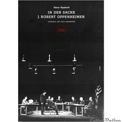 Berliner Ensemble, In der Sache J. Robert Oppenheimer (1965)