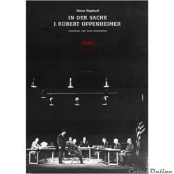 Berliner Ensemble, In der Sache J. Rober...