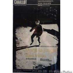 Théâtre National de Chaillot, Dans la jungle des villes (1978)