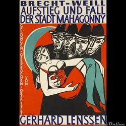 Aufstieg und Fall der Stadt Mahagonny (1961)