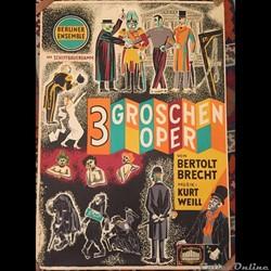 Berliner Ensemble, Die Dreigroschenoper ...