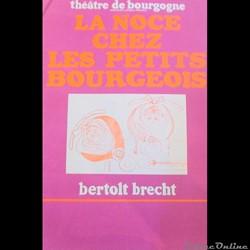 Théâtre de Bourgogne, La Noce chez les petits bourgeois (1968)