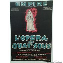 Théâtre de l'Empire, L'Opéra de Quat'sou...