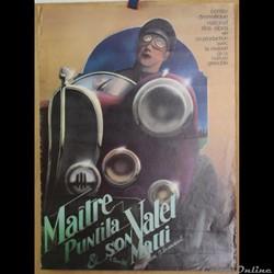 Maison de la culture de Grenoble, Maître Puntila et son valet Matti (1978)