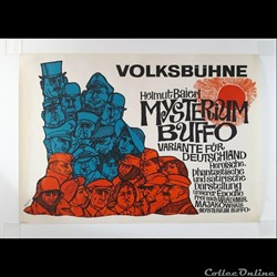 Volksbühne, Mysterium Buffo (1966)
